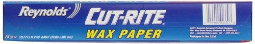 010900003308 - Reynolds Cut-Rite Wax Paper, 75 ft carousel main 2