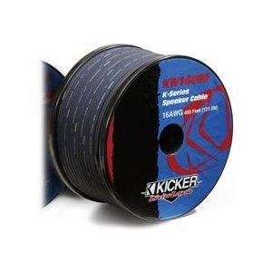 Kicker KW16400 400 ft. 16AWG Speaker Wire - Kicker Gear