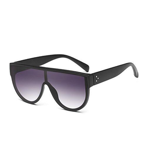 Square C1 Gafas De Unas Gray Black Uv400 Sol Rosa Espejo Sombras Mujer De Sol Negro Rojo Enormes Gafas TIANLIANG04 C4 dvTqwd