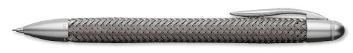 Porsche Design P3110 Tec Flex Mechanical Pencil, Silver, 1 Each (988808)