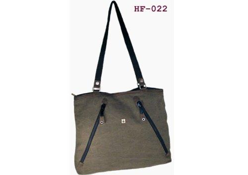 Shopper chanvre hF022 gris/gris 42 cm chanvre pURE cannabis