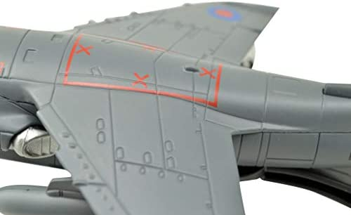 TANG DYNASTY(TM) 1/72 BAe シーハリアー 戦闘機 攻撃機 合金製 完成品 イギリス海軍塗装 1982 飛行機 模型 モデル
