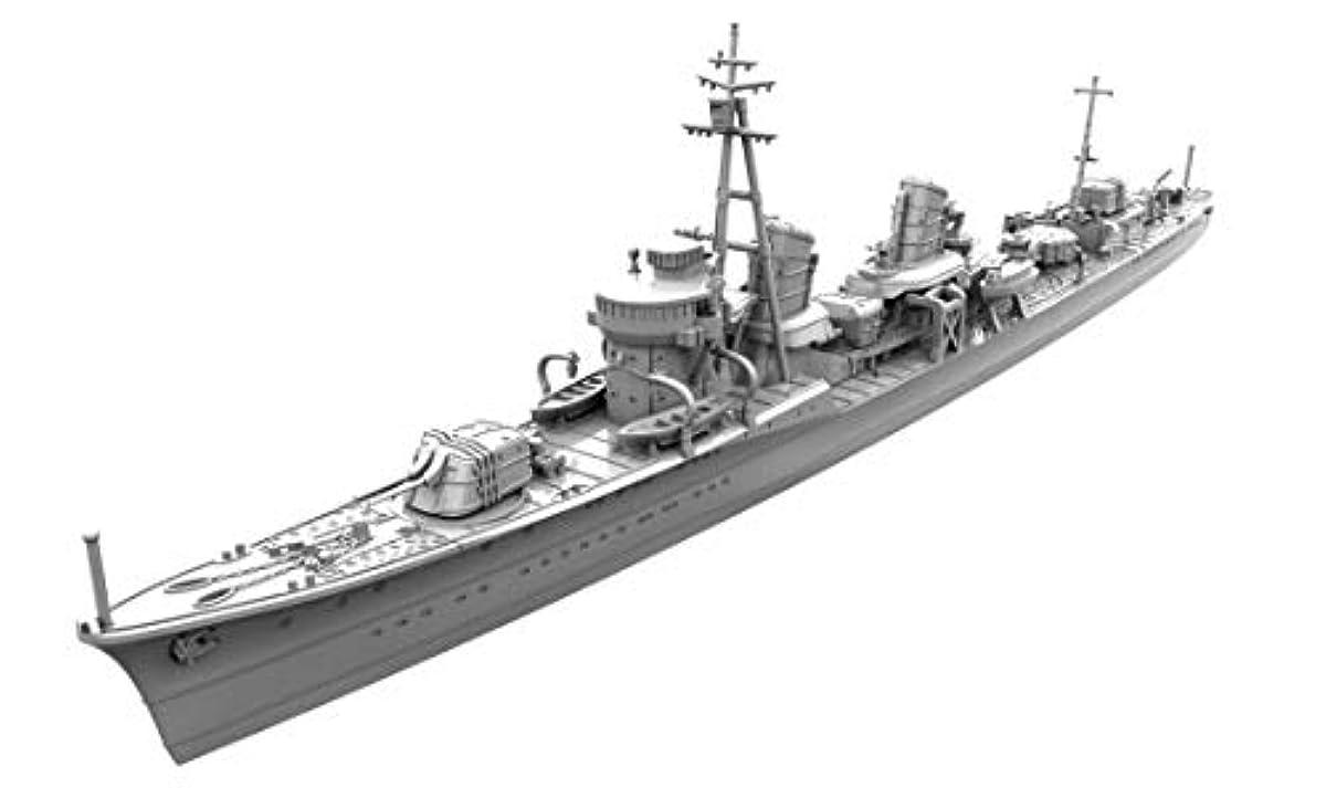 [해외] 자 마시다호비 1/700 함정 모형 시리즈 특형구축함 I형 개포물결 프라모델  NV10