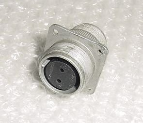 AN3106-16S-4S, Aircraft Amphenol Cannon Plug Connector