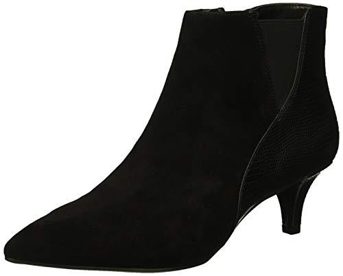 Bandolino Women's WISHSTAR Ankle Boot Black 6 M US