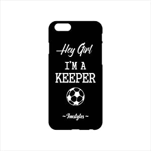 Fmstyles - iPhone 6 Plus Mobile Case - Hey Girl I'm a Keeper