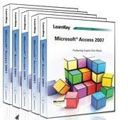 Microsoft Office 2007 Complete Training Series by LearnKey on CD-ROM For PC (57+ Hours of Training in 19 - Learnkey