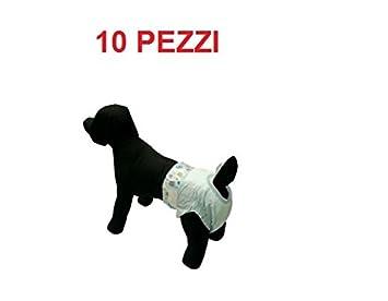 Braguitas pañales higiénicas para perros tamaño XL