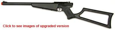 kjw mark i luger carbine gas rifle(Airsoft Gun)