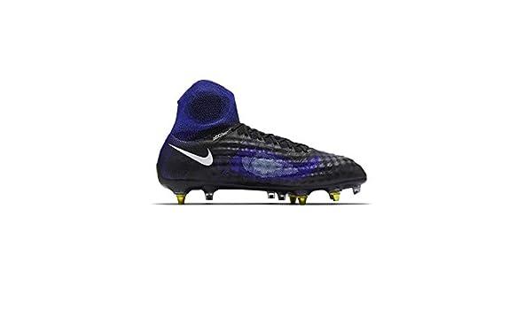 4374a0bad Amazon.com | Nike Magista OBRA II SG-PRO AC Soccer Cleats Blue [869482-014]  US Men SZ 8.5 | Soccer