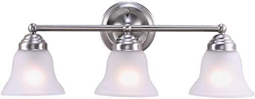 7Pandas 3 Light Bathroom Vanity Light, 23-3/5