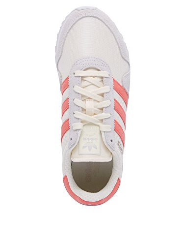 adidas Haven W, Zapatillas de Deporte Para Mujer Blanco (Blacre / Esctra / Griuno 000)