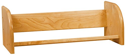 Catskill Craftsmen Tabletop Book Rack, Natural Finish ()