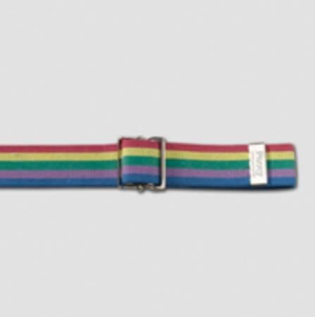 Fiesta Gait Belt, 71 Inch Cotton by Posey Company