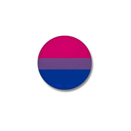 CafePress Bisexual Pride Button Round