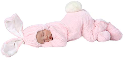 Anne Geddes Clothes For Babies (Princess Paradise Baby Anne Geddes Bunny Deluxe Costume, Pink,)