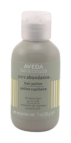 AVEDA PURE ABUNDANCE HAIR POTION .7 OZ