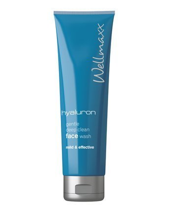 Wellmaxx Hyaluron Gesichtsreinigung - gentle deep clean face wash 150ml
