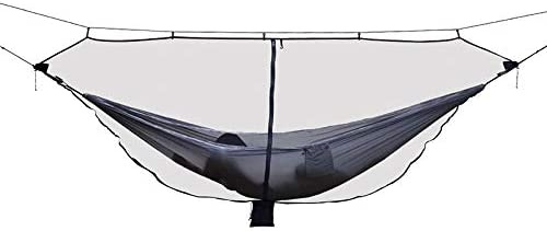 XINGSHENG Camping Hammock Bundle Includes Mosquito Net, Perfect for Hammock Camping Lightweight Nylon Portable Double Hammock
