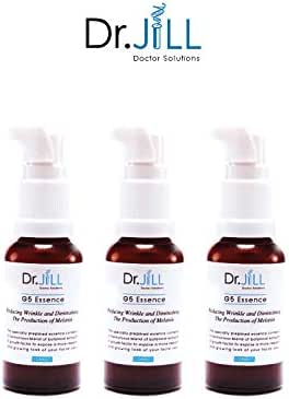 Dr.jill G5 Essence Reducing Wrinkle Whitening Anti-aging Moisturizing Skin 30ml Pack Of 3