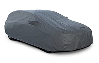 Coverking Custom Fit Car Cover for Select Dodge Grand Caravan Models - Coverbond 4 (Gray)