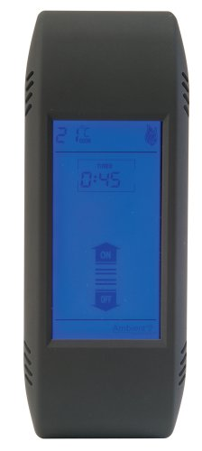 (Touch Screen Fireplace Remote Control On/Off/6-Hour Timer | Majestic, Vermont Castings,)