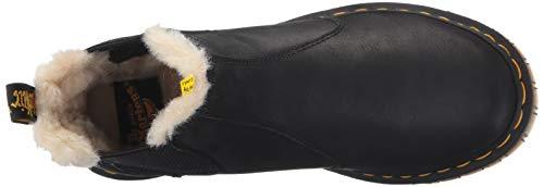 2976 Donna Martens 001 Leonore black Stivali Nero Dr Chelsea Xg5POw8wq