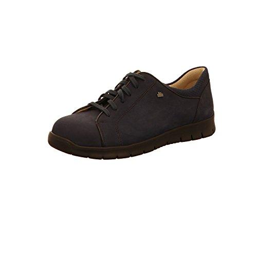 de Finn Bleu femme à Chaussures lacets Comfort ville pour 02856373041 HHRO17