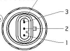 """AL112561 Drucktaster DTW KM 10 05 0031 John-Deere Nr. /""""Zapfwelle/"""" Artikel Nr."""