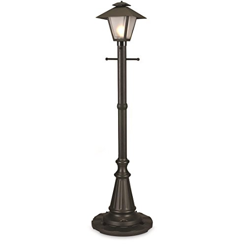 Cape Cod 67000 Black Patio Lamp, 60-inch by Patio Living Concepts