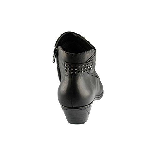 Rieker Woman Boot Cerase Black *