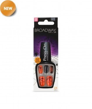 Broadway Impress Nails Halloween (Broadway Nails Press-On Manicure Design - 63928)