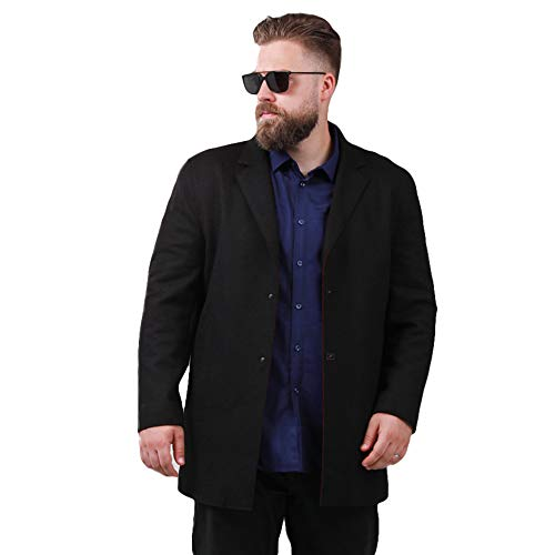 Windbreaker Hombre Tops Slim Longitud Mediana Formal Sueltos R Para qxCEA7