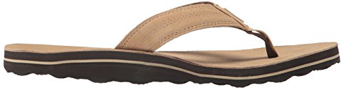 Mens Freewaters Mens Dillon Tan Too Flip Flop Freewaters Sandal wBBEqdOZ