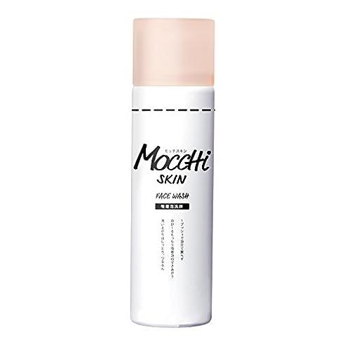 メディアで大注目の伸び~る泡洗顔フォーム!モッチスキン