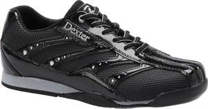 UPC 091502046719, Dexter Womens Heidi Bowling Shoes, Black, 10