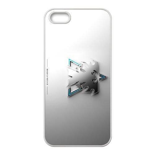 Starcraft Ii 5 coque iPhone 4 4s cellulaire cas coque de téléphone cas blanche couverture de téléphone portable EEECBCAAN00925