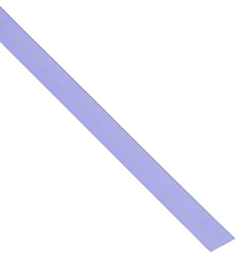 Schiff Ribbons 244-3 5/8-Inch Polyester Single Face Satin Ribbon, 20-Yard, Blue Iris