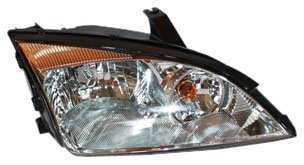 TYC 20-6724-00 Ford Focus Driver Side Headlight Assembly