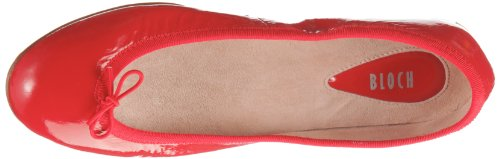 Ballerine Tr 469 donna Eiger 190 Patent Rouge Rosso BL rouge Bloch b2 4qTBIa8