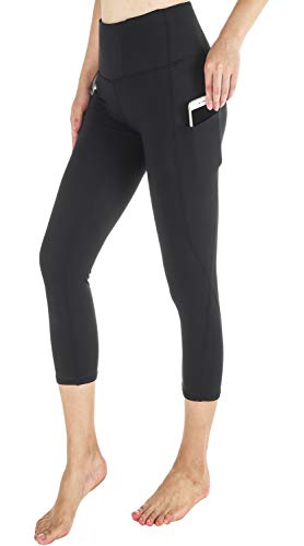 I2CRAZY High Waisted Yoga Pants for Women with Pockets Tummy Control Workout Leggings