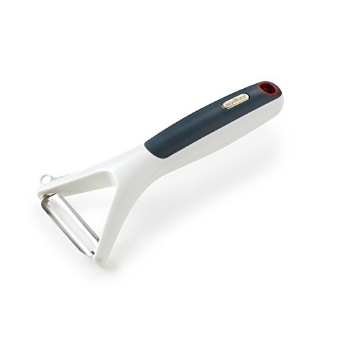 Zyliss E950020U Y Y, Vegetable Y Peeler, White (Potato Zyliss)