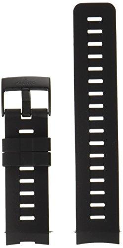 Suunto Ambit3 Vertical Silic Strap - SS022004000 (Black - NS) by Suunto