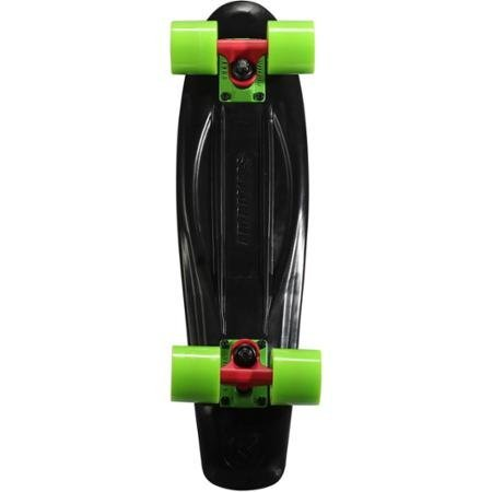 Kryptonics Original Torpedo Complete Skateboard, 22.5