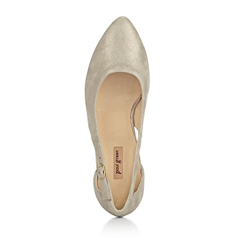 Beige Donna Green Ballerine Paul Paul Green 6nwXqpxg