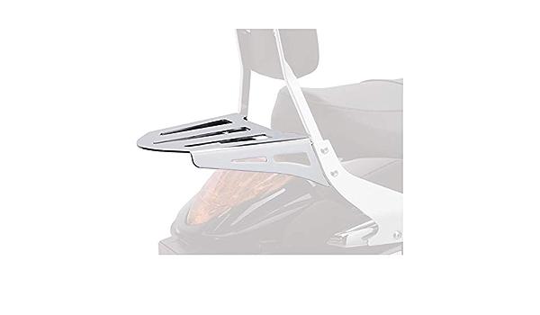 for 07-20 Kawasaki VN900C Cobra Formed Sissy Bar Luggage Rack Chrome
