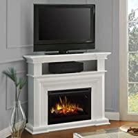 Dimplex Colleen Corner TV Stand with Ele...