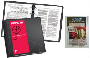 NFPA 70: National Electrical Code (NEC) Looseleaf and Tabs Set, 2017 Edition by National Fire Protection Association