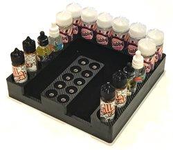 e cig juice display - 6