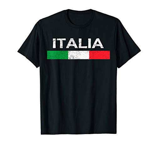 (Italy T-shirt Italian Flag Italia For Men/Women/Youth/Kid)
